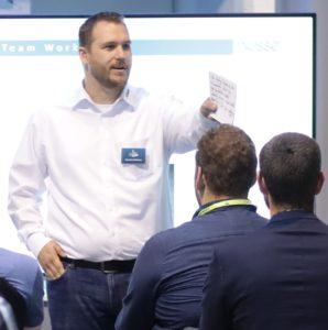 Karsten Schwarz, Spezialist IT-Security bei Nösse