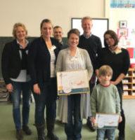 Grundschul-Malwettbewerb: Siegerehrung - GGS Opladen